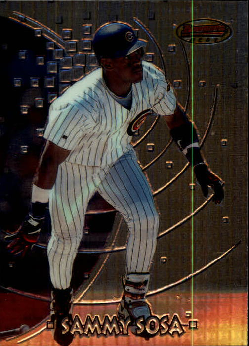 1997 Bowman's Best #83 Sammy Sosa