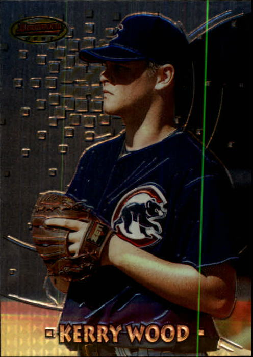1997 Bowman's Best #154 Kerry Wood RC
