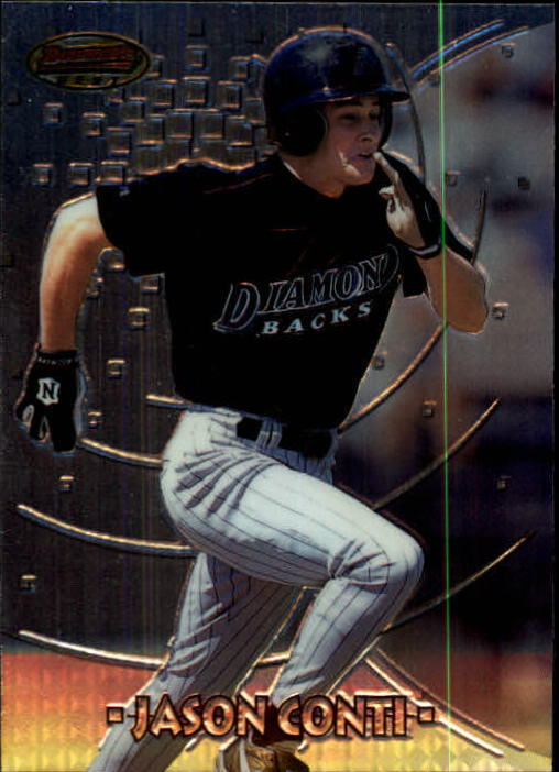 1997 Bowman's Best #196 Jason Conti RC