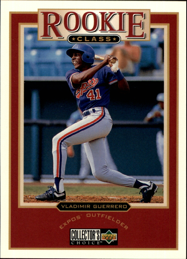 1997 Collector's Choice #10 Vladimir Guerrero