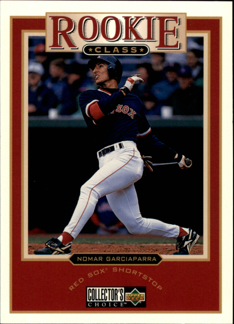 1997 Collector's Choice #25 Nomar Garciaparra