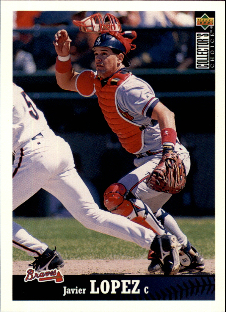 1997 Collector's Choice #33 Javier Lopez