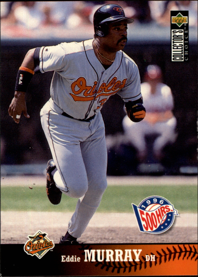 1997 Collector's Choice #40 Eddie Murray