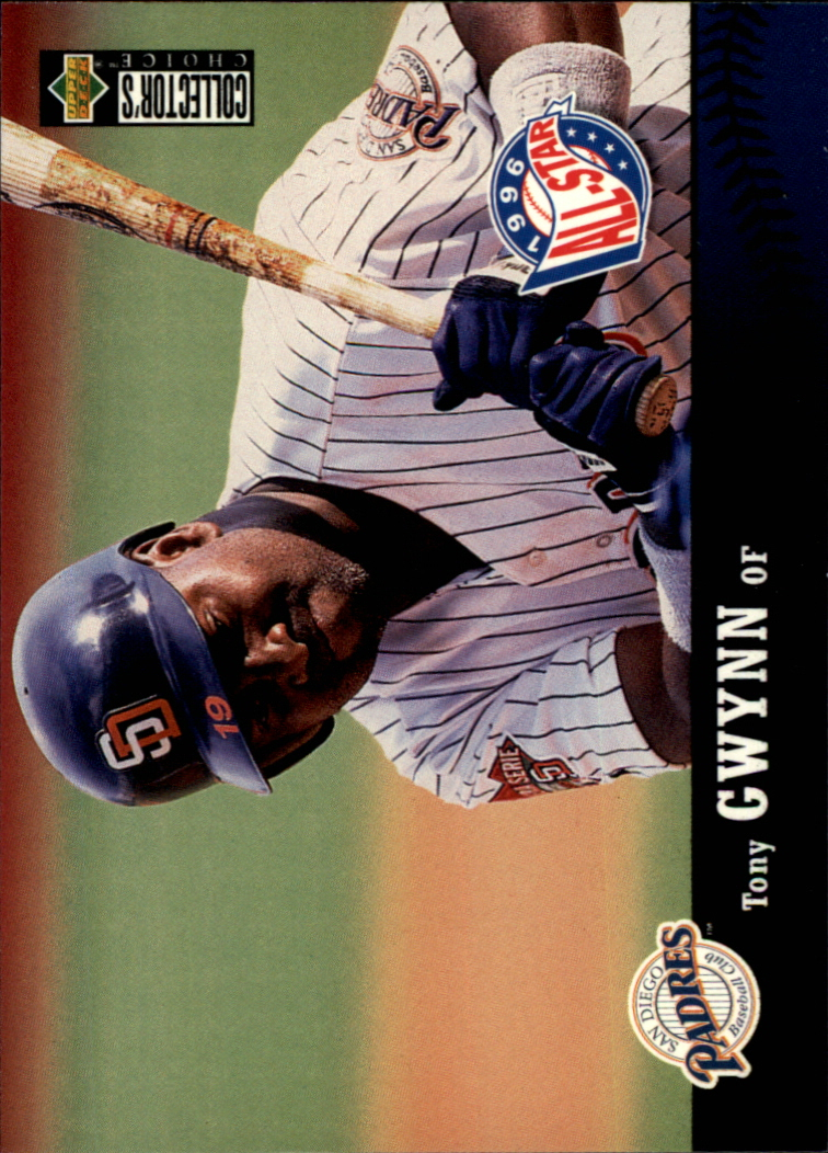 1997 Collector's Choice #210 Tony Gwynn