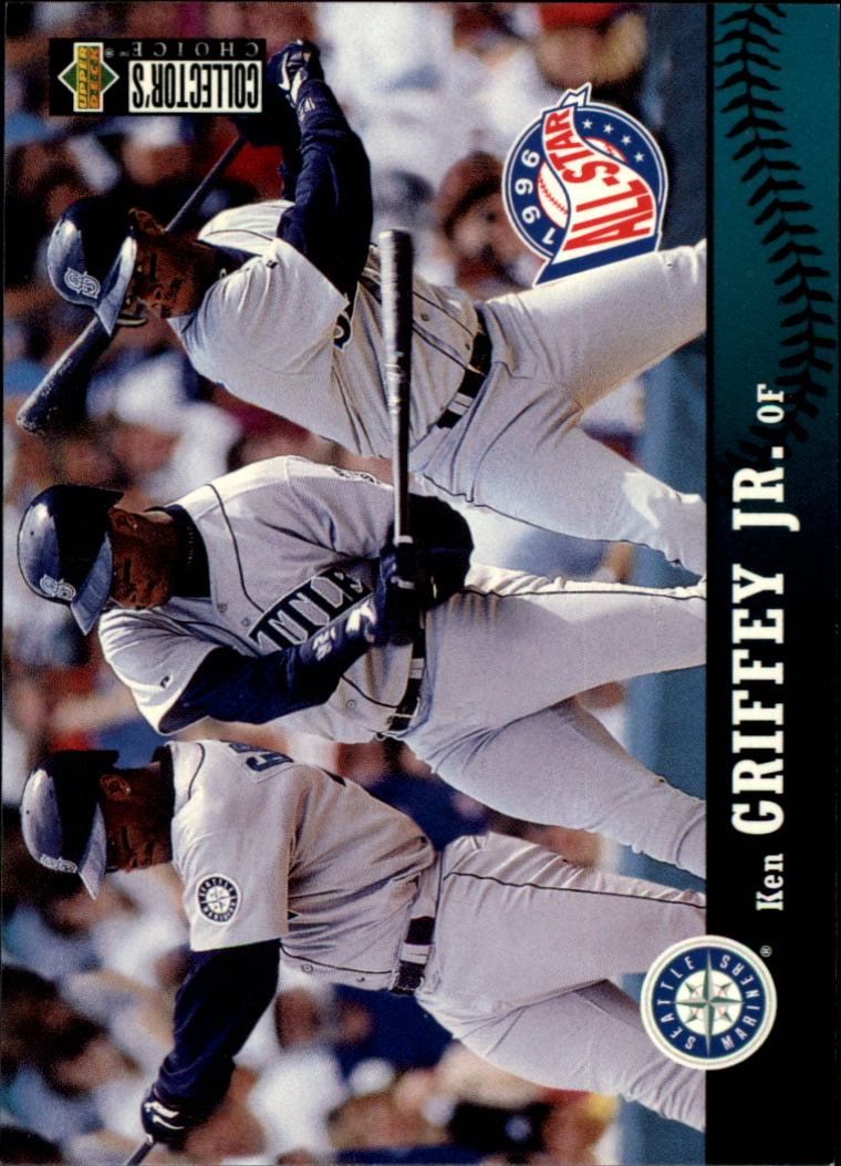 1997 Collector's Choice #230 Ken Griffey Jr.
