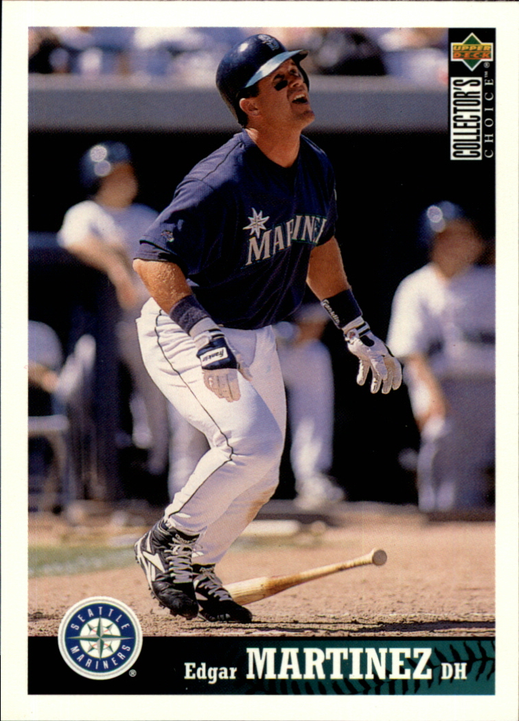 1997 Collector's Choice #232 Edgar Martinez