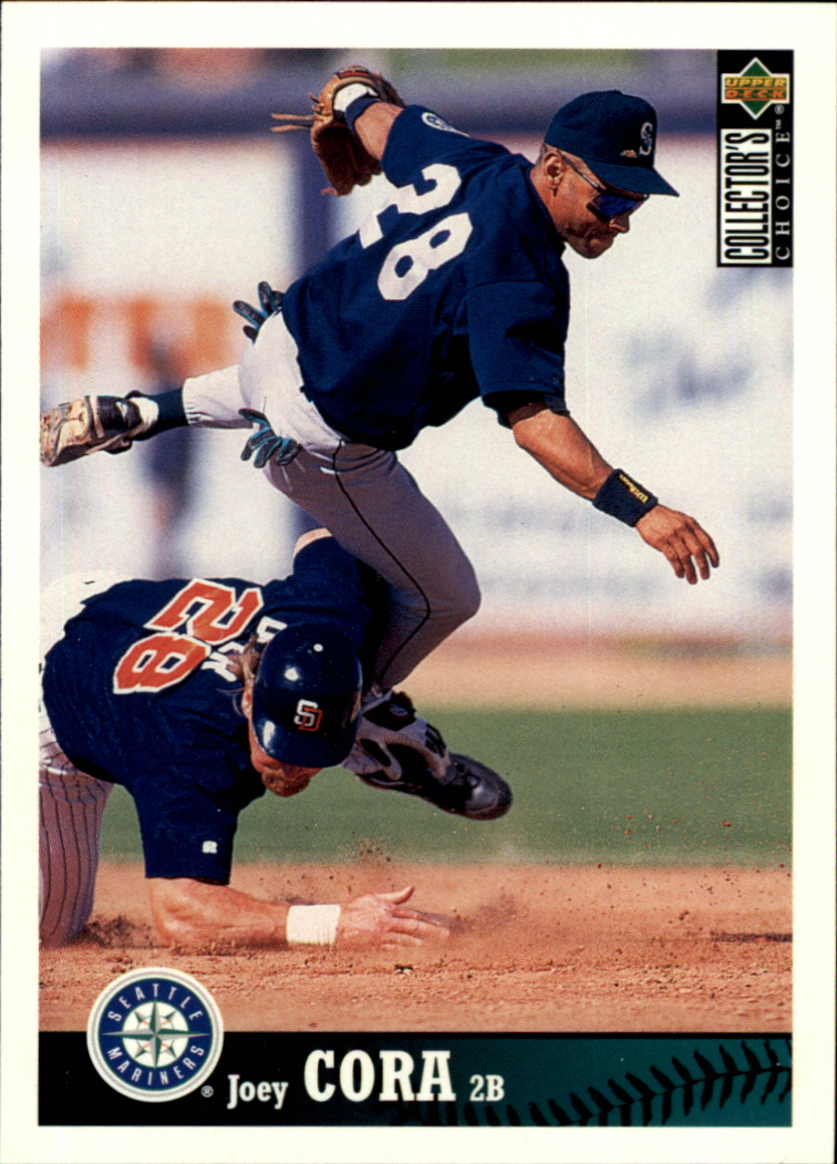 1997 Collector's Choice #233 Joey Cora