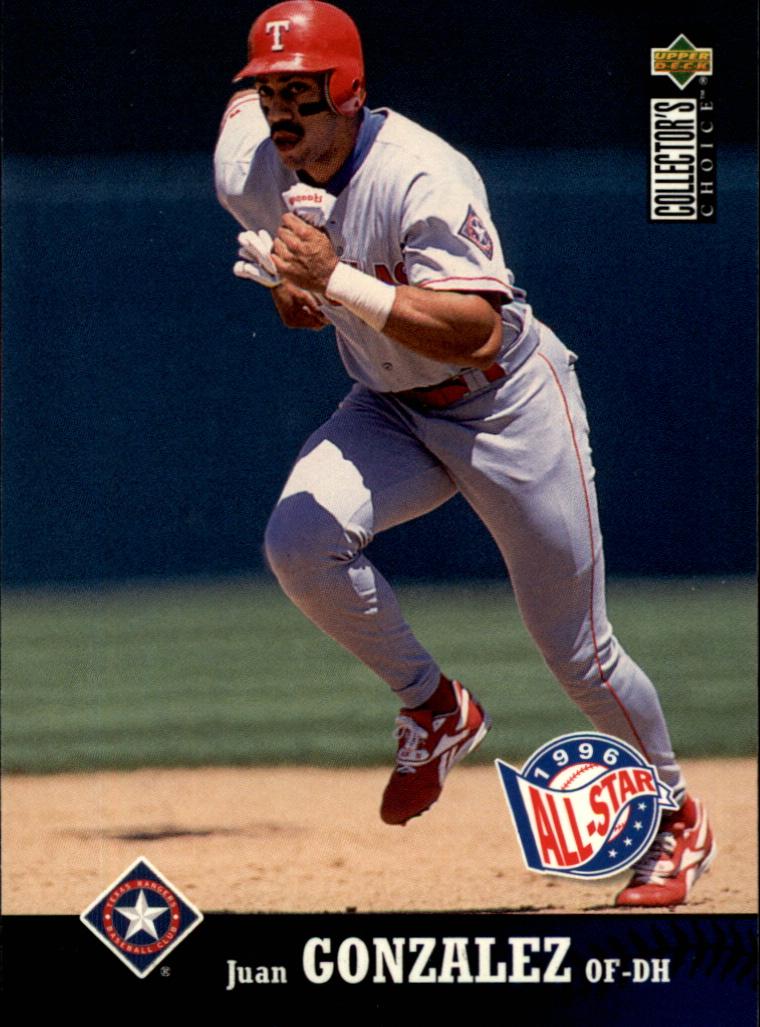1997 Collector's Choice #240 Juan Gonzalez
