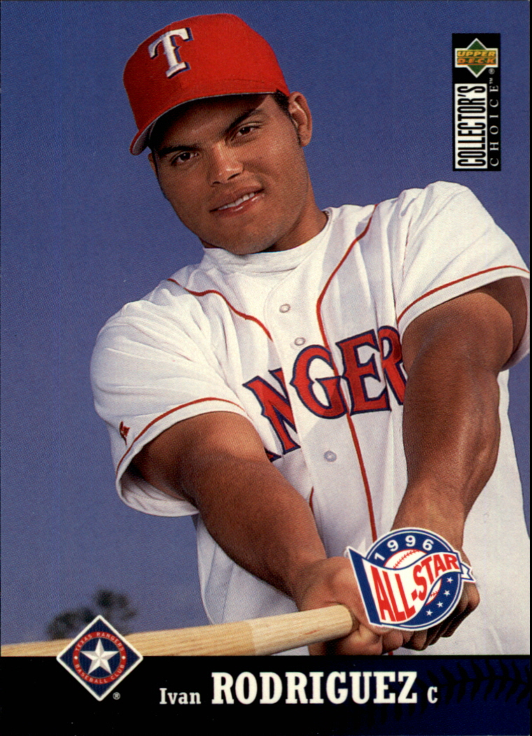 1997 Collector's Choice #243 Ivan Rodriguez