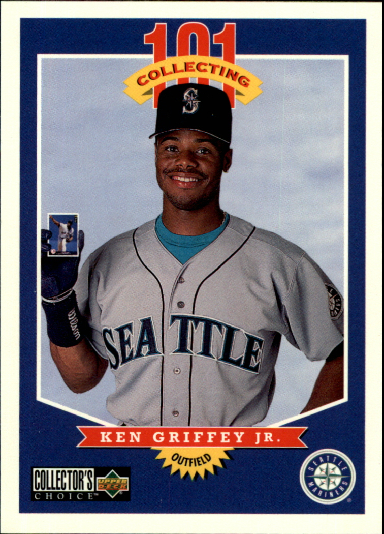 1997 Collector's Choice #245 Ken Griffey Jr. CL