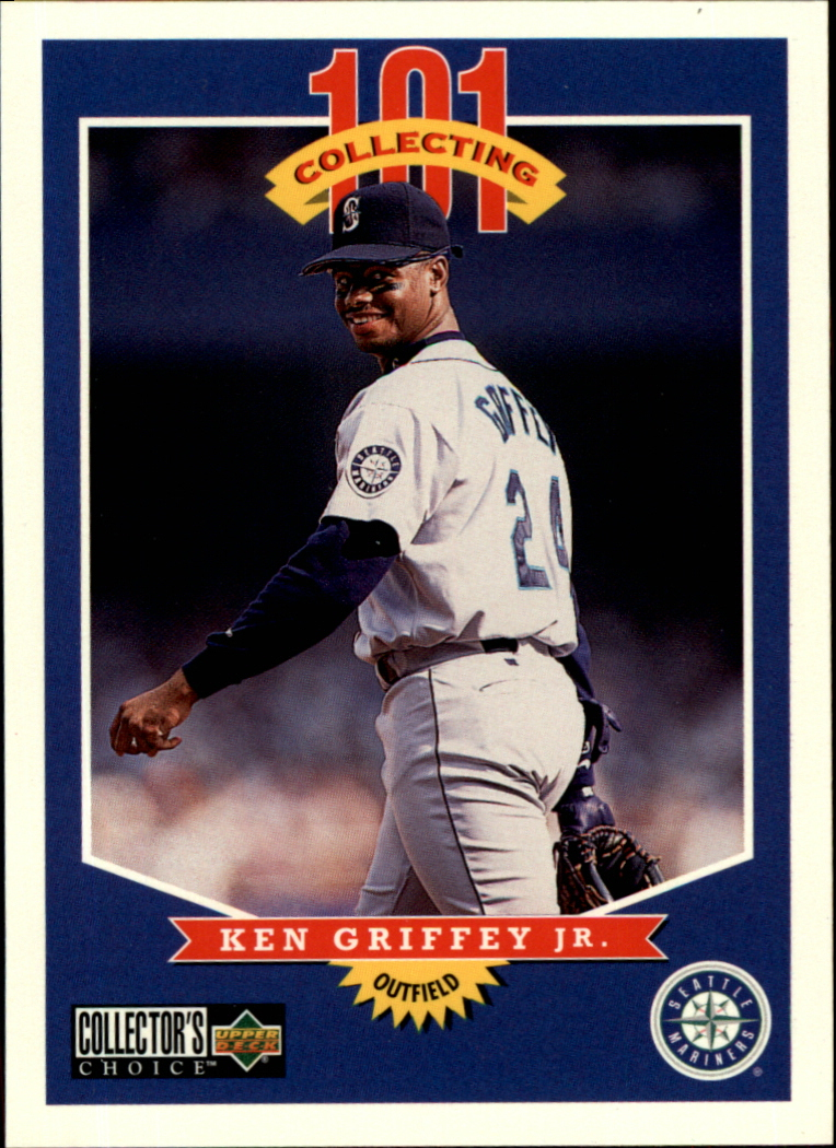 1997 Collector's Choice #246 Ken Griffey Jr. CL