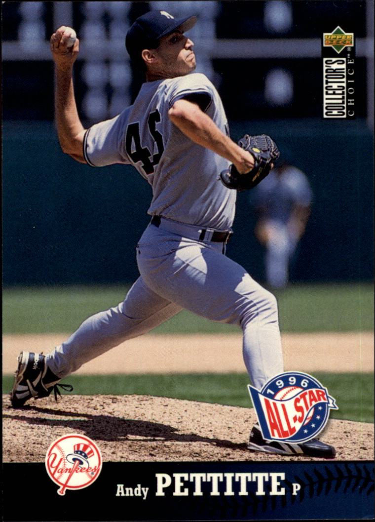 1997 Collector's Choice #404 Andy Pettitte