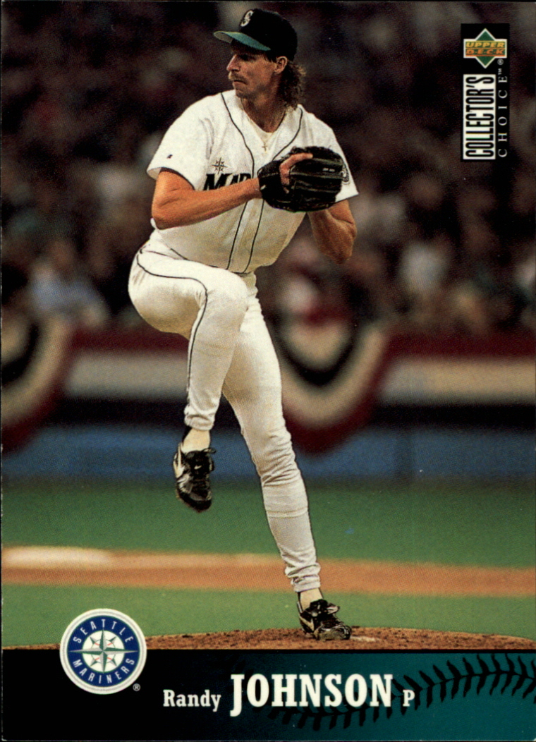 1997 Collector's Choice #485 Randy Johnson
