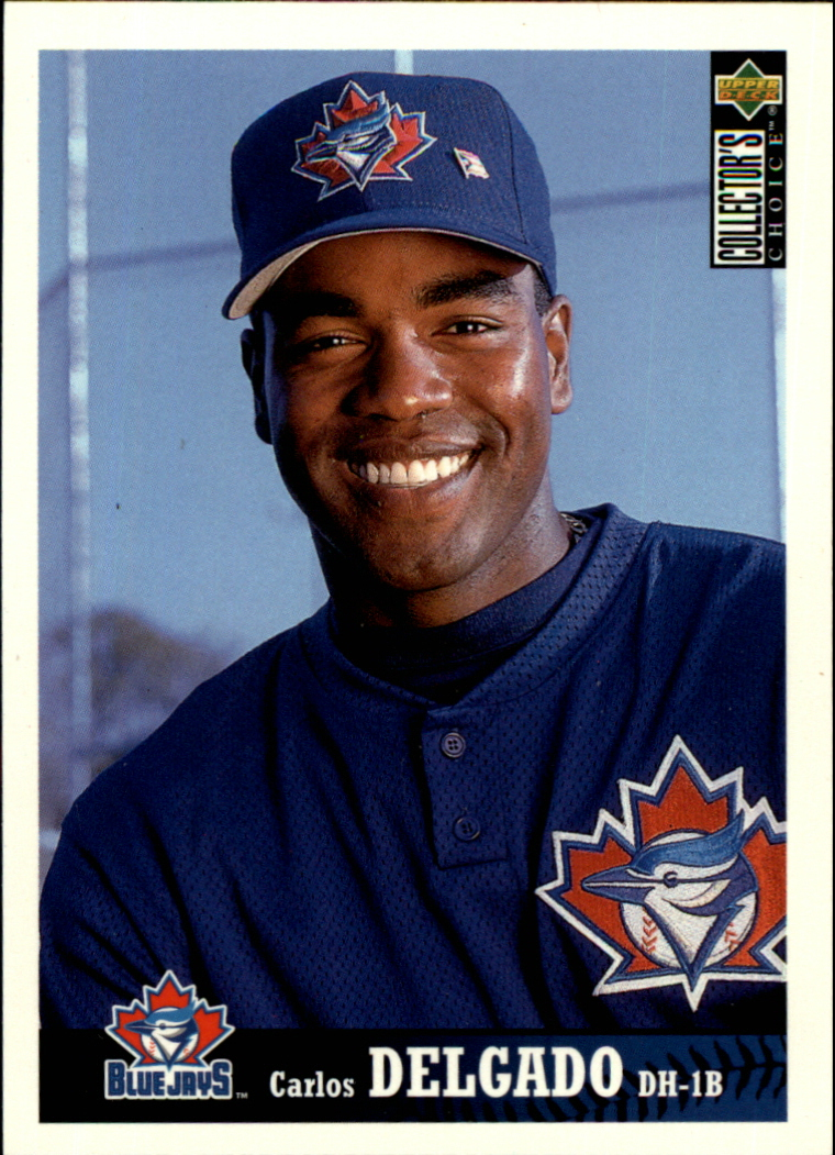 1997 Collector's Choice #498 Carlos Delgado