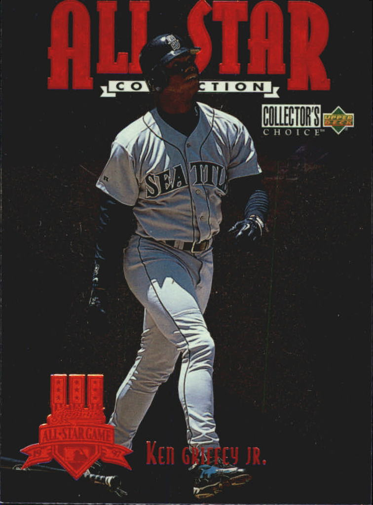 1997 Collector's Choice All-Star Connection #5 Ken Griffey Jr.