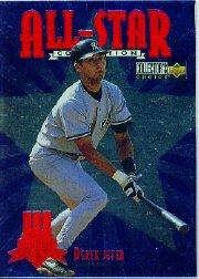 1997 Collector's Choice All-Star Connection #40 Derek Jeter
