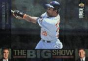 1997 Collector's Choice The Big Show #8 Eddie Murray