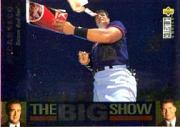1997 Collector's Choice The Big Show #9 Jose Canseco