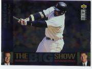 1997 Collector's Choice The Big Show #11 Mo Vaughn