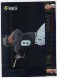 1997 Collector's Choice The Big Show #15 Albert Belle