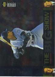 1997 Collector's Choice The Big Show #22 Gary Sheffield
