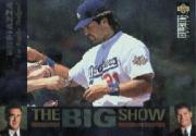 1997 Collector's Choice The Big Show #28 Mike Piazza