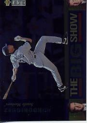 1997 Collector's Choice The Big Show #41 Alex Rodriguez