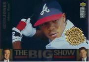 1997 Collector's Choice The Big Show World Headquarters #3 Andruw Jones