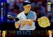 1997 Collector's Choice The Big Show World Headquarters #5 Cal Ripken