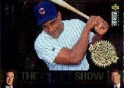1997 Collector's Choice The Big Show World Headquarters #14 Sammy Sosa