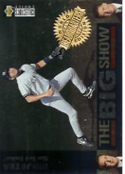 1997 Collector's Choice The Big Show World Headquarters #34 Derek Jeter
