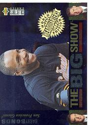 1997 Collector's Choice The Big Show World Headquarters #40 Barry Bonds