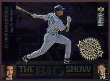 1997 Collector's Choice The Big Show World Headquarters #41 Alex Rodriguez