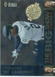1997 Collector's Choice The Big Show World Headquarters #43 Ken Griffey Jr.