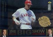 1997 Collector's Choice The Big Show World Headquarters #45 Juan Gonzalez
