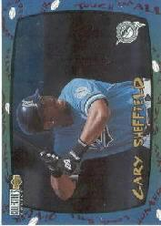1997 Collector's Choice Crash the Game Exchange #CG17 Gary Sheffield