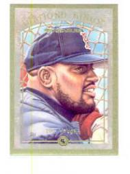 1997 Donruss Diamond Kings #3 Mo Vaughn