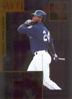 1997 Donruss Longball Leaders #6 Ken Griffey Jr.