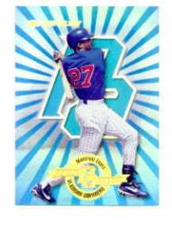 1997 Donruss Power Alley #19 Vladimir Guerrero B