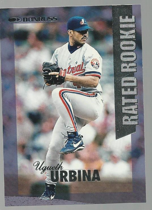 1997 Donruss Rated Rookies #14 Ugueth Urbina