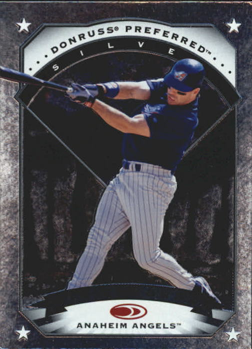 1997 Donruss Preferred #116 Jim Edmonds S