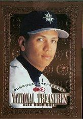1997 Donruss Preferred #167 Alex Rodriguez NT B
