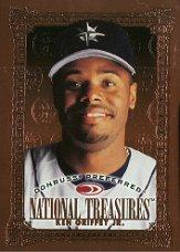 1997 Donruss Preferred #175 Ken Griffey Jr. NT B