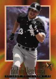 1997 E-X2000 #16 Robin Ventura