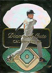 1997 Flair Showcase Diamond Cuts #15 Cal Ripken