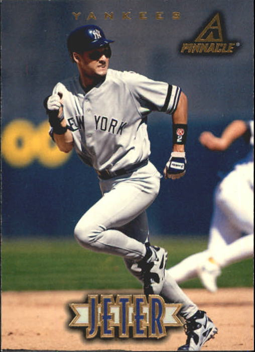 1997 New Pinnacle #53 Derek Jeter