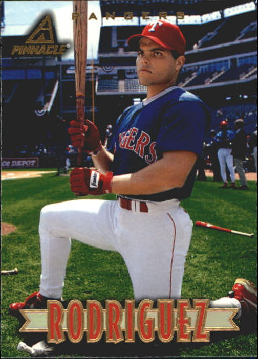 1997 New Pinnacle #61 Ivan Rodriguez