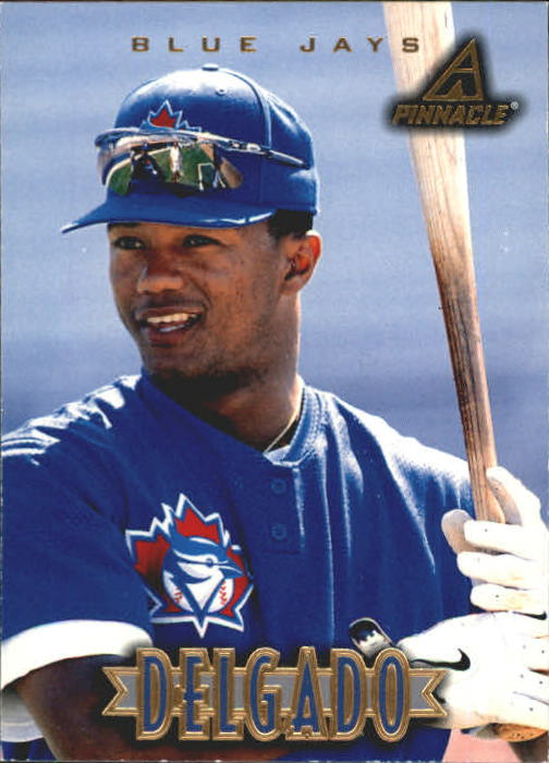 1997 New Pinnacle #119 Carlos Delgado