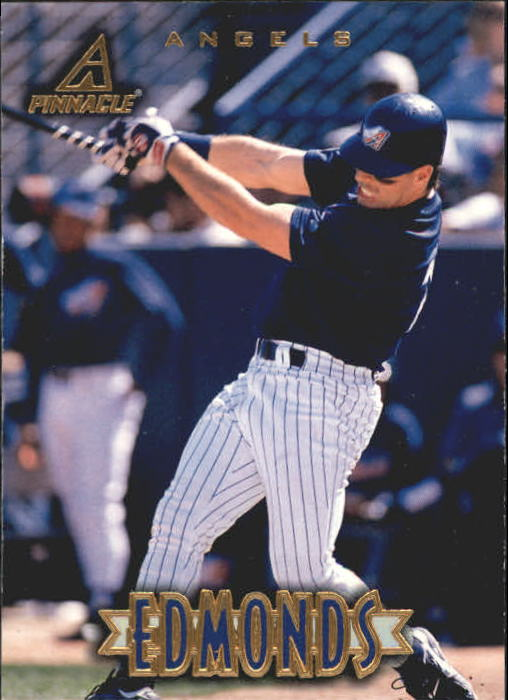 1997 New Pinnacle #122 Jim Edmonds