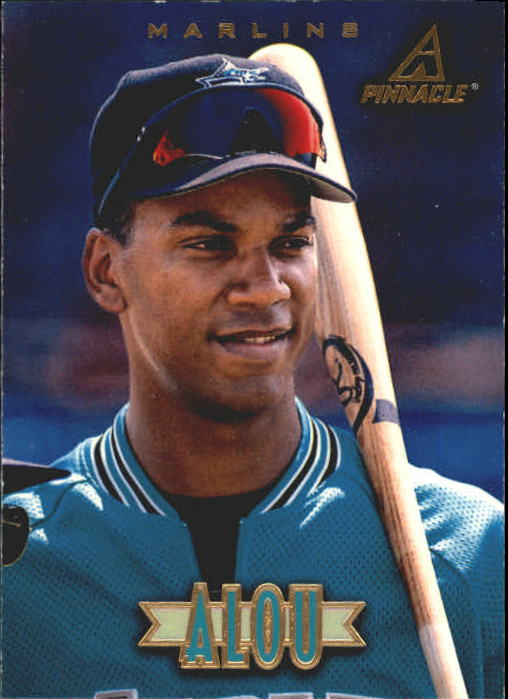 1997 New Pinnacle #149 Moises Alou